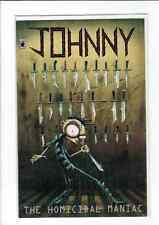 JOHNNY THE HOMICIDAL MANIAC #1 2nd Print Jhonen Vasquez SLG Invader Zim