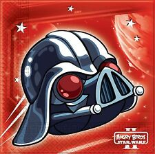 Angry Birds Star Wars 20 Luncheon NAPKINS (Party/Birthday/Kids/Disney)