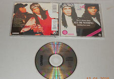 Album CD Milli Vanilli - All or Nothing the U.S. Remix A..9 Tracks Frank Farian