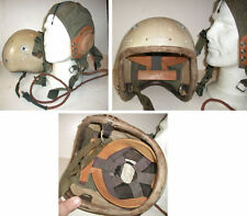 AVIATION - Casque de Pilote  313 Gueneau GUERRE ALGERIE
