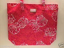 Estee Lauder Floral Print  Beach Tote Bag  by Lilly Pulitzer