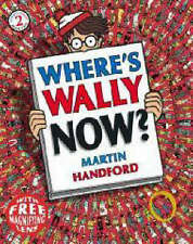 Where's Wally Now? (Wheres Wally Mini Edition), Handford, Martin, New Book