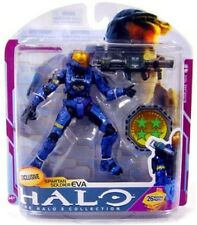 "GameStop exclusive Halo 3 Series 6 ""Blue EVA"" Action Figure (Xbox 360) new RARE"