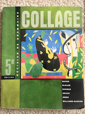 Collage: Revision De Grammaire by Carmen Grace, Laura L. B. Border, Ruth...