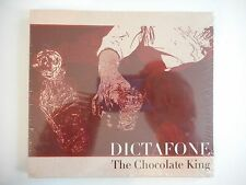 DICTAPHONE : THE CHOCOLATE KING / SPOZZLE RECORDS  || CD NEUF ! PORT 0€