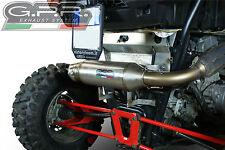 SILENCIEUX GPR POWER BOMB POLARIS RZR XP 1000 2014