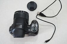 Sony DSC-H400 20.1MP High Zoom Digital Camera with 63x Optical Zoom — EUC (S14)