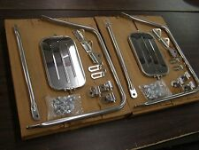 NOS OEM Ford 1967 1972 Truck Pickup Western Mirrors 1968 1969 1970 1971 Towing