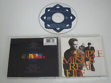 SIMPLE MINDS/REAL LIFE(VIRGIN CDV 2660) CD ALBUM