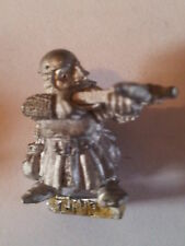 GW Citadel D5 Imperial Dwarf Thrup/Bardin with Crossbow 1985 OOP