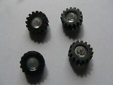 Lego 4 roues transp de moto  / 4 transclear wheel motorcycle