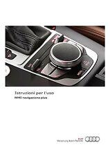 Istruzioni per l'uso Audi Navigazione MMI Radio o Plus 2014