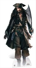 Captain Jack Sparrow Sword  Official Disney Cardboard Fun Cutout -For your Party