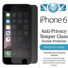 IPHONE 6S & 6 (4.7) PREMIUM PRIVACY PROTECTOR ANTI SPY SCREEN PROTECTOR MATTE