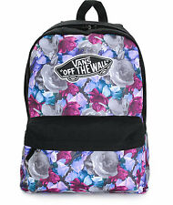 VANS REALM DIGI ROSE PURPLE BACKPACK 100% AUTHENTIC MSRP $35-  NEW w/TAG!!