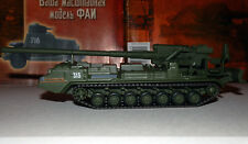 "1/72 2S7 ""Pion"" Soviet 203mm Tank mounted Cannon ""Russian Tanks"" #55 Eaglemoss"