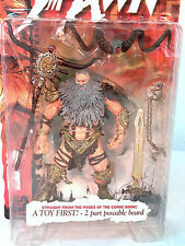 ZEUS~ Curse of SPAWN~ Series 13~ MOC~  McFarlane Toys~ 1999~
