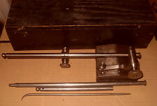 Starrett ? Scribing Block/Stand & Scriber - With Extension Bar - As Photo