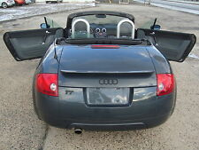 Audi: TT Roadster Convertible Clean Title!