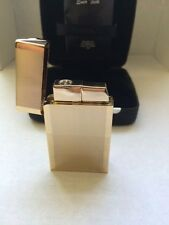 BRAND NEW IN THE BOX GOLD TONE TIGER TORCH LIGHTER-M132B
