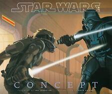 Star Wars Art: Concepts Star Wars Art Series