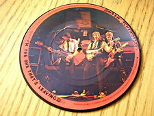 """BRAM TCHAIKOVSKY - I'M THE ONE THAT'S LEAVING    7"""" VINYL PICTURE DISC"""