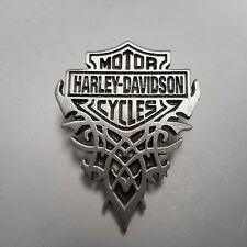 GREAT HARLEY DAVIDSON*** TRIBAL SHIELD**OLD SCHOOL CLASSIC   PIN