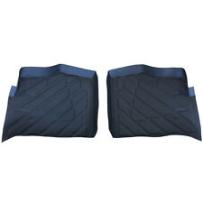 2013-2017 Polaris Ranger XP 900 Crew Front floor mats Liners protectors rubber