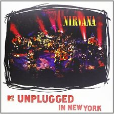 NIRVANA MTV Unplugged In New York 180gm Vinyl LP & MP3 Download NEW & SEALED