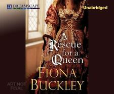 Ursula Blanchard: A Rescue for a Queen 11 by Fiona Buckley (2013, CD,...