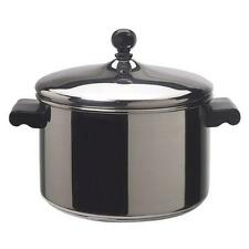 Farberware Classic Stainless Steel 4-Quart Covered Saucepot New