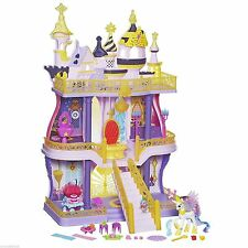 Cutie Mark Magic My Little Pony Canterlot Castle Niñas Juguete Juegp