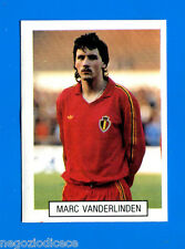 ITALIA 90 - Euroflash -Figurina-Sticker n. 299 - VANDERLINDEN - BELGIO -New