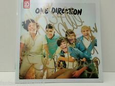 SALE One Direction COA SIGNED Autograph Up All Night Album Cover NO PROMO Tour