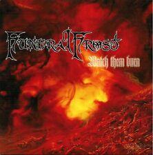 Funeral Frost - Watch Them Burn EP (Triumphator,Nifelheim)