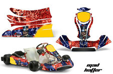 KG Freeline Cadet AMR Racing Graphics Birel Krypton Sticker Kits MAX Decals MHRB
