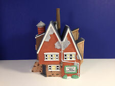 Dept 56 New England Village YANKEE JUD BELL CASTING w/box Combine Shipping!