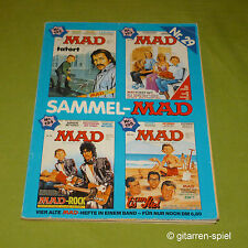 SAMMEL-MAD Nr 29 (192-195) 1985 mit Schimanski Mad-Rock Eis am Stiel RAR TOP!