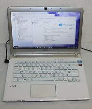 "Sony VAIO E SVE14A2A4E 14"" 500 GB, Intel Core i3 2,40GHz, 4GB Radeon Grafik"