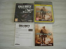 Lot Call of Duty ghosts + Modern Warfare 2 Complet sur PS3 !!!!