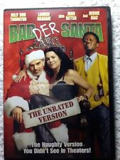 Bad Santa (DVD, 2004, Canadian; French) RARE OOP W/ INSERT