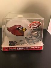 Arizona Cardinals Riddell Chrome Limited Edition Mini Helmet #947 of 2000