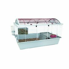 Large Pet Cage Rabbit Hutch Guinea Pig Ferret Chinchilla Small Animal House, New