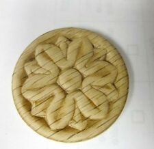 ALMOST FREE! Red oak appliques medallion. Price is for 0!!