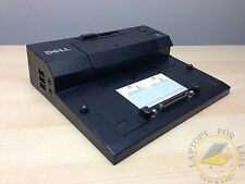 Dell E Port Plus Port Replicator PR03X PRO3X 08RNJ7 Docking Station