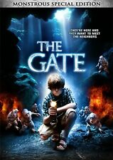 THE GATE New Sealed DVD Monstrous Special Edition