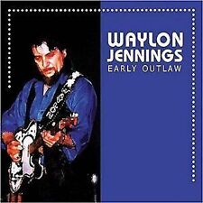 Waylon Jennings Early Outlaw CD NEW SEALED 2004 Country