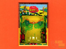 "Boot Hill bezel/screen 2x3"" fridge/locker magnet arcade Bally Midway"
