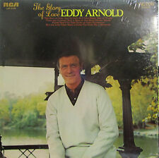 """Eddy Arnold - The Glory of Love  (RCA LSP-4179) '69 (sealed) """"Then She's a Lover"""