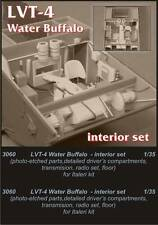 Czech Master 1/35 LTV-4 Water Buffalo drivers set for Italeri kit # 3060